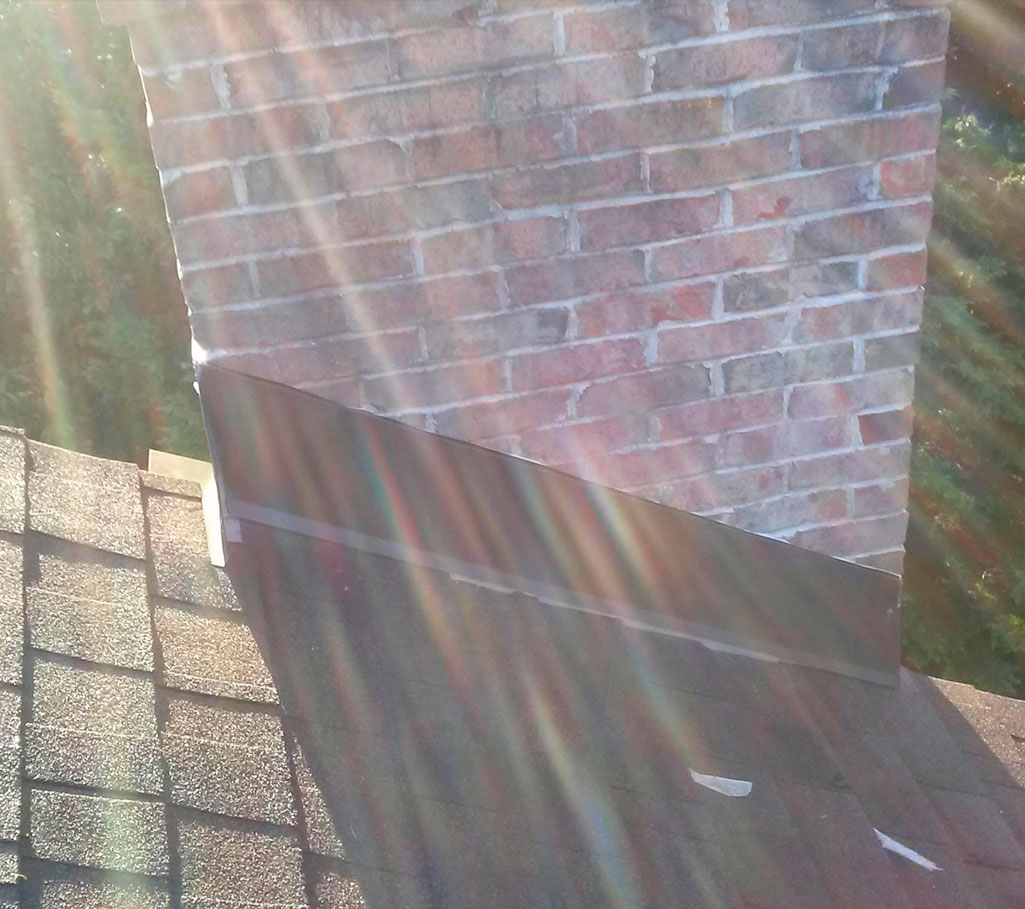 Chimney Flashing Services in Delaware